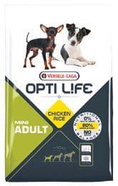 Opti Life ADULT Mini 2,5 kg - Pacashop - Ushuaia Vet di Andrea Ancillotti