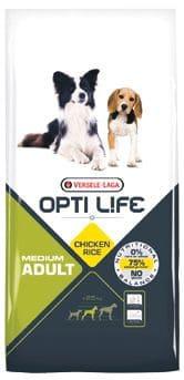 Opti Life ADULT Medium 12,5 kg - Pacashop - Ushuaia Vet di Andrea Ancillotti