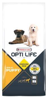 Opti Life PUPPY Maxi 12,5 kg - Pacashop - Ushuaia Vet di Andrea Ancillotti