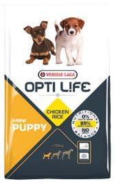 Opti Life PUPPY Mini 2,5 kg - Pacashop - Ushuaia Vet di Andrea Ancillotti