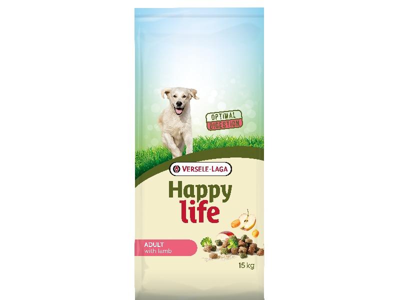 Happy Life Adult Lamb 15kg - Pacashop - Ushuaia Vet di Andrea Ancillotti
