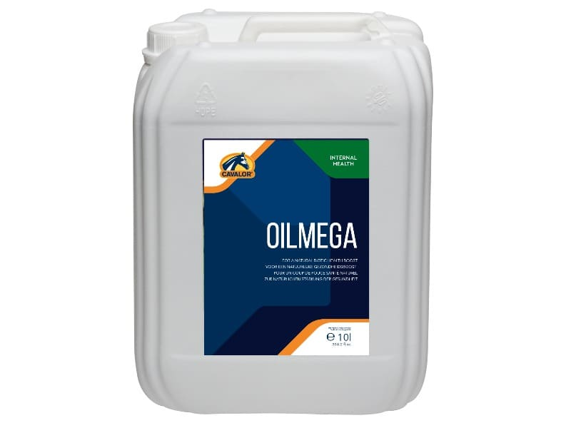 Cavalor Oil Mega 10lt
