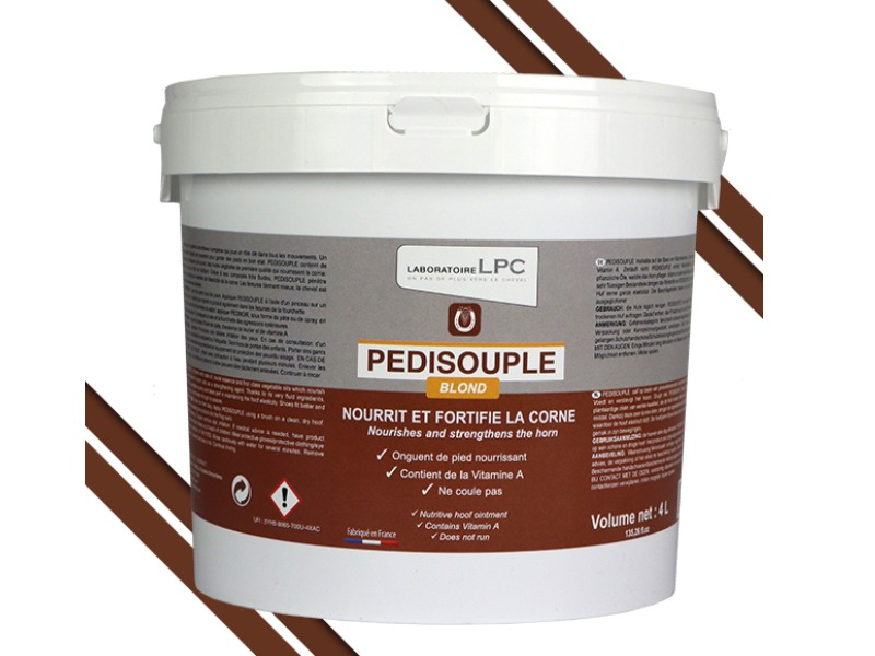 LPC PEDISOUPLE BLOND 4lt